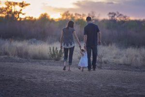 Rapport sur les familles